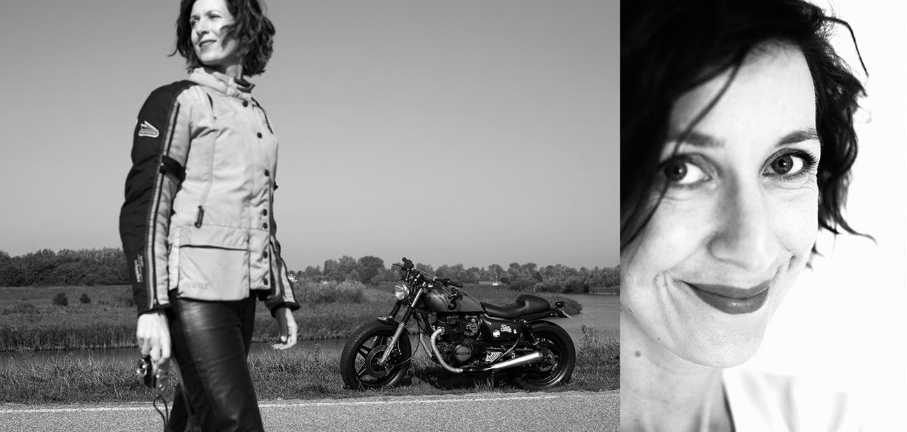 dubbel zelfportret | © Paulien Kluver