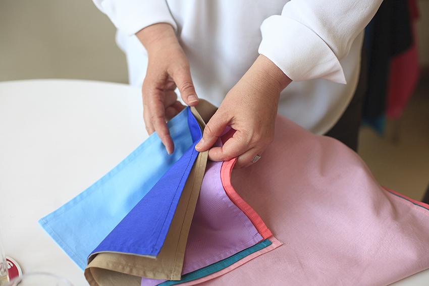 Kleuradvies Martine Verheij Colour your Closet